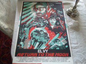 One of the coolest concert posters ever.